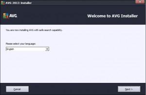 AVG Free Installer