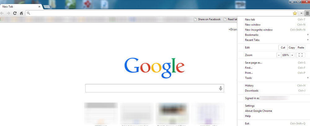 3 ways to copy and paste in Google Chrome - brian haines